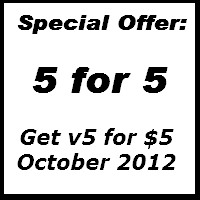 PD Pro 5                   for $5 - October 2012